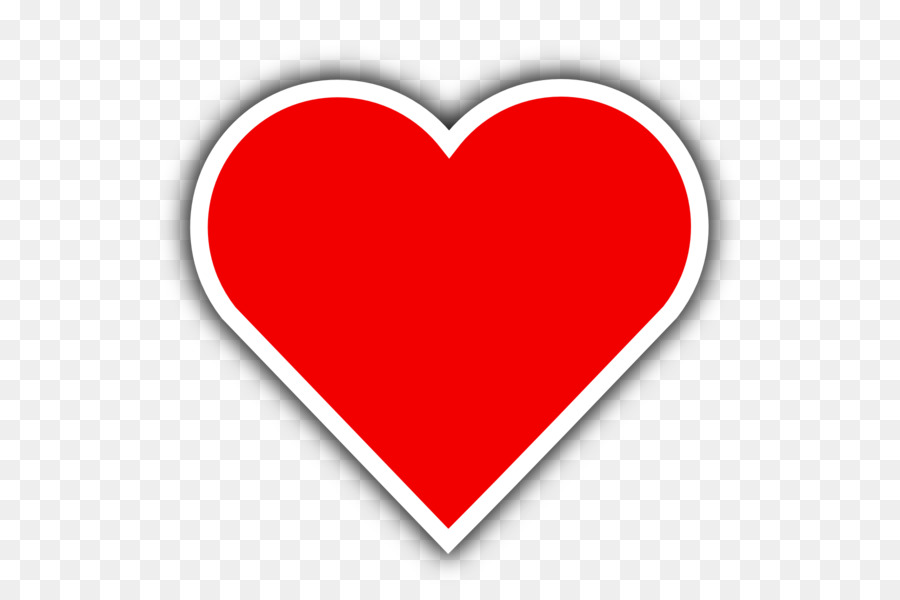 Heart Clip art - Red heart PNG image, free download - Heart PNG HD Free