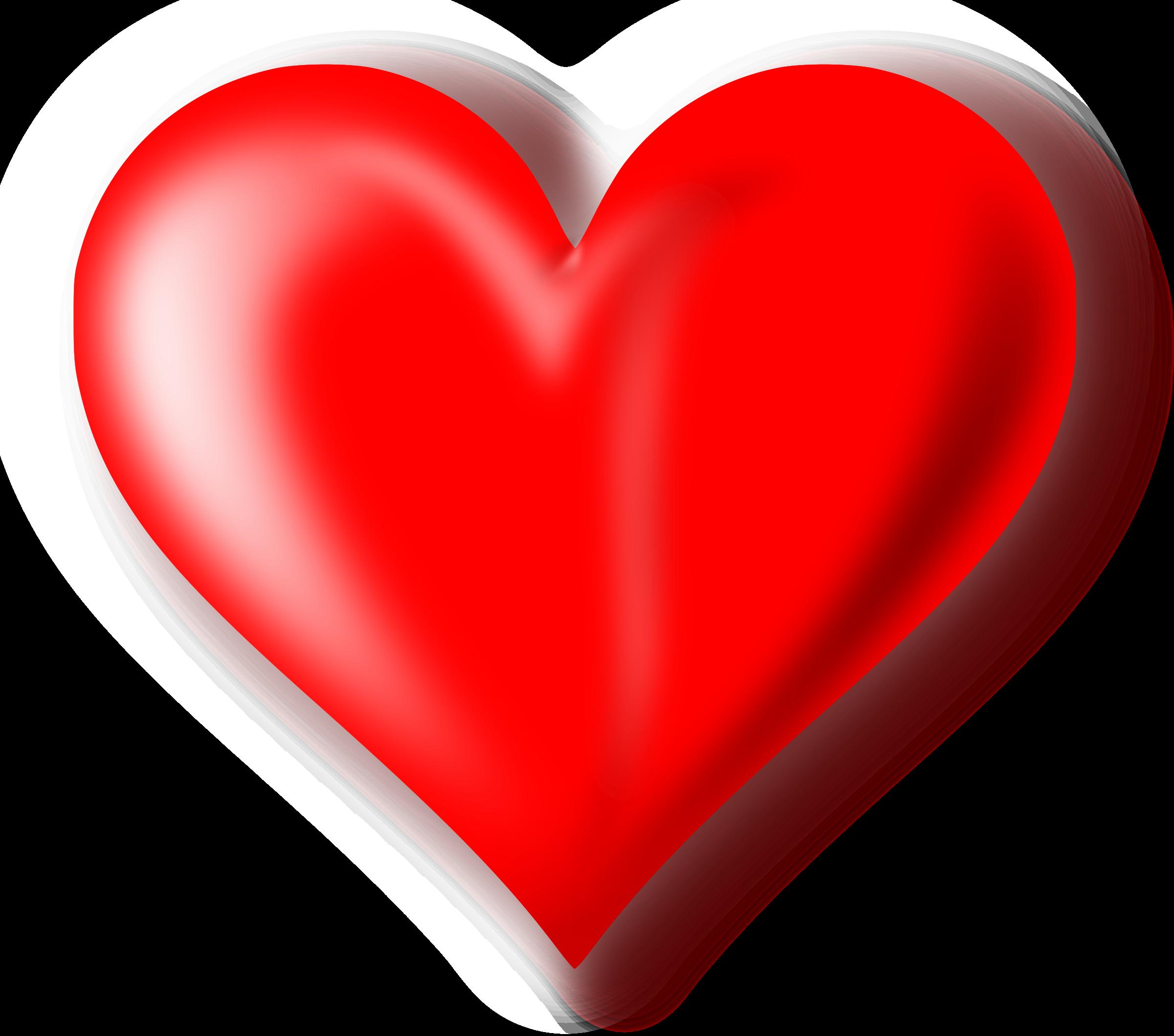 Heart PNG HD - 122757