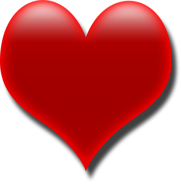 Heart PNG HD - 145150