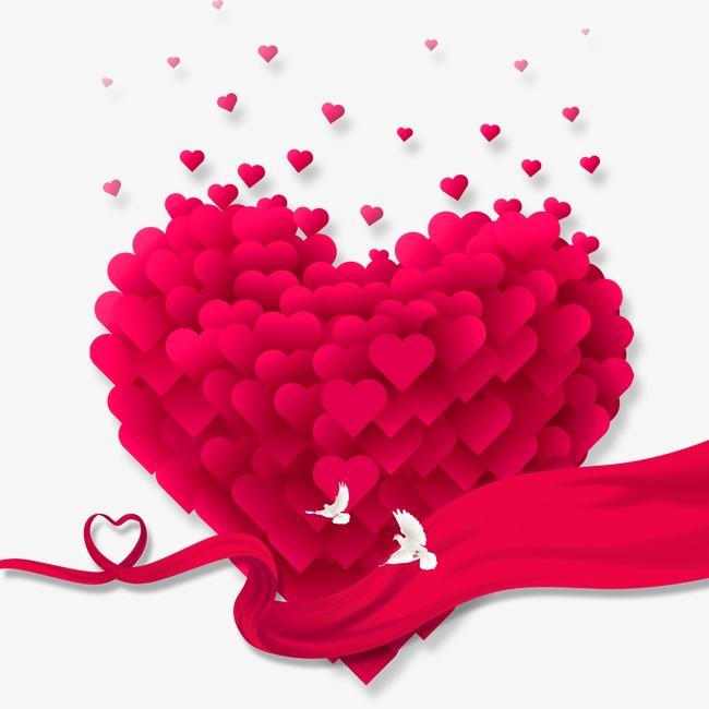 Love, Heart-shaped, Love, Pin