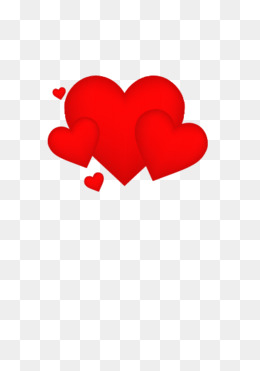 red heart-shaped, Red, Love, Heart-shaped PNG Image and Clipart - Heart PNG HD