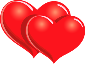 Format: PNG - Heart PNG HD Transparent Background