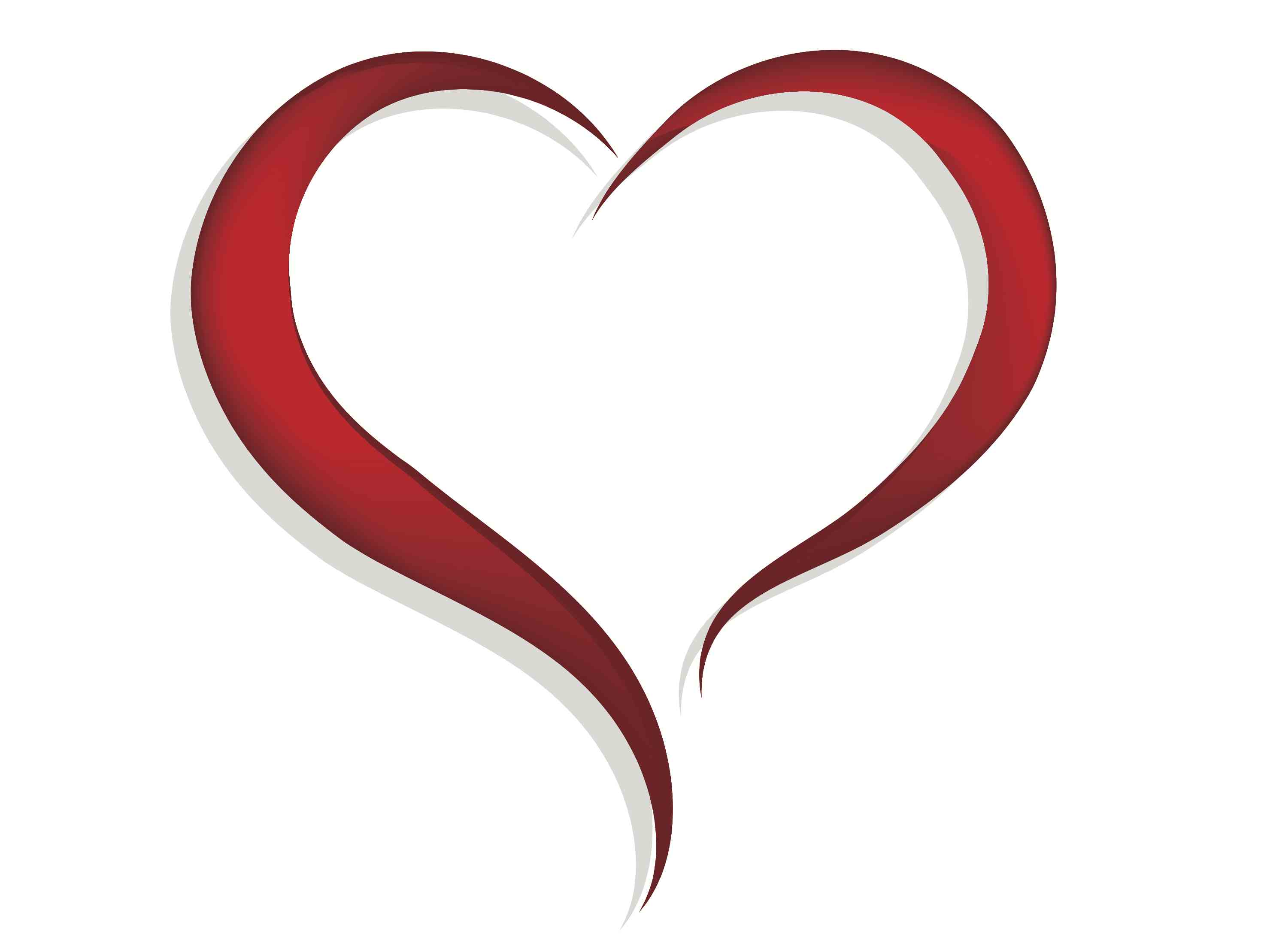 Heart PNG HD Transparent Background - 122736