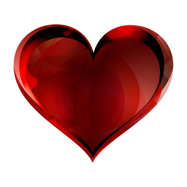 Heart PNG HD Transparent Background - 122746