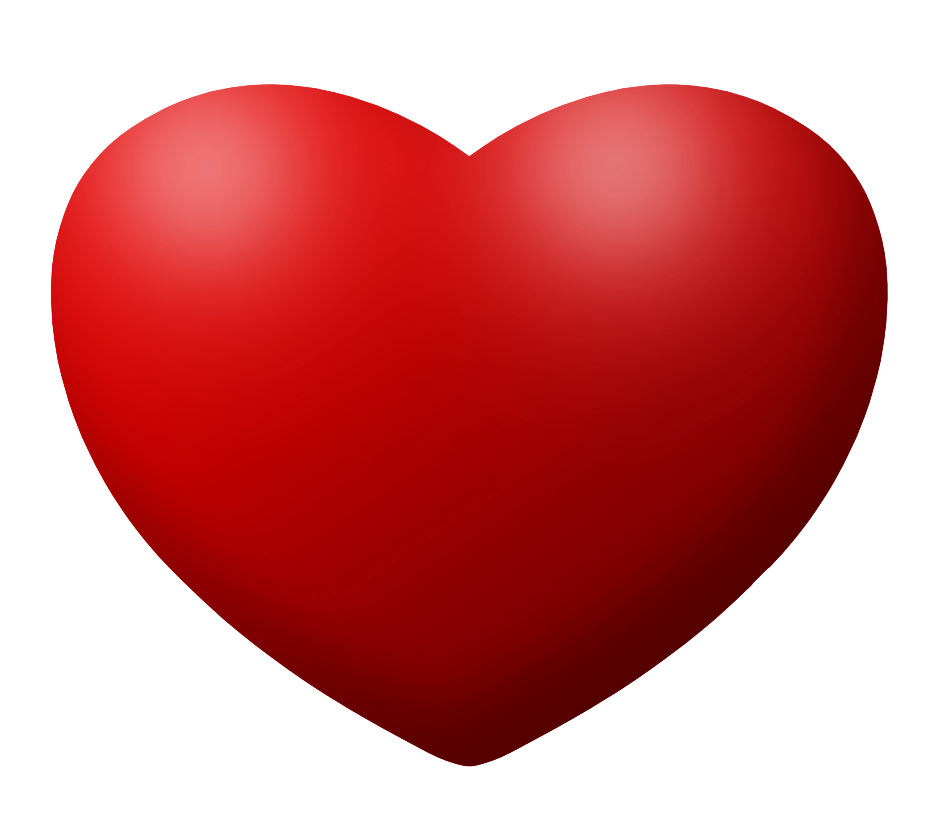 Heart PNG HD Transparent Background - 122742