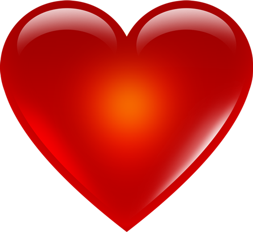 Heart PNG HD Transparent Background - 122741