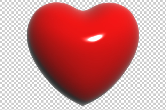 Heart Transparent Background » Designtube - Creative Design Content - Heart PNG HD Transparent Background