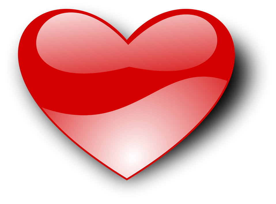 Heart PNG HD Transparent Background - 122735