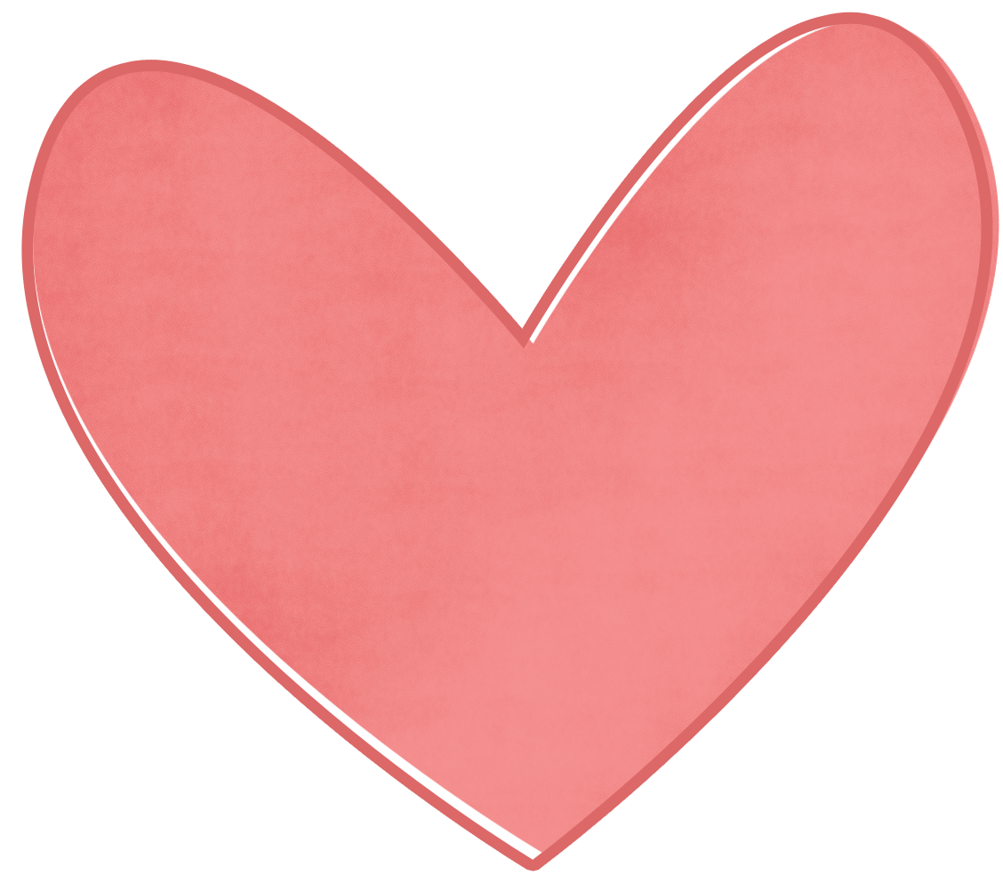 Heart PNG HD Transparent Background - 122744