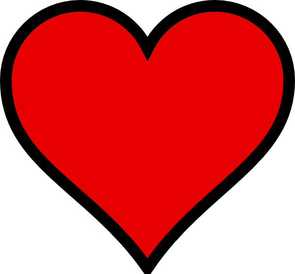 Heart PNG HD Transparent Background
