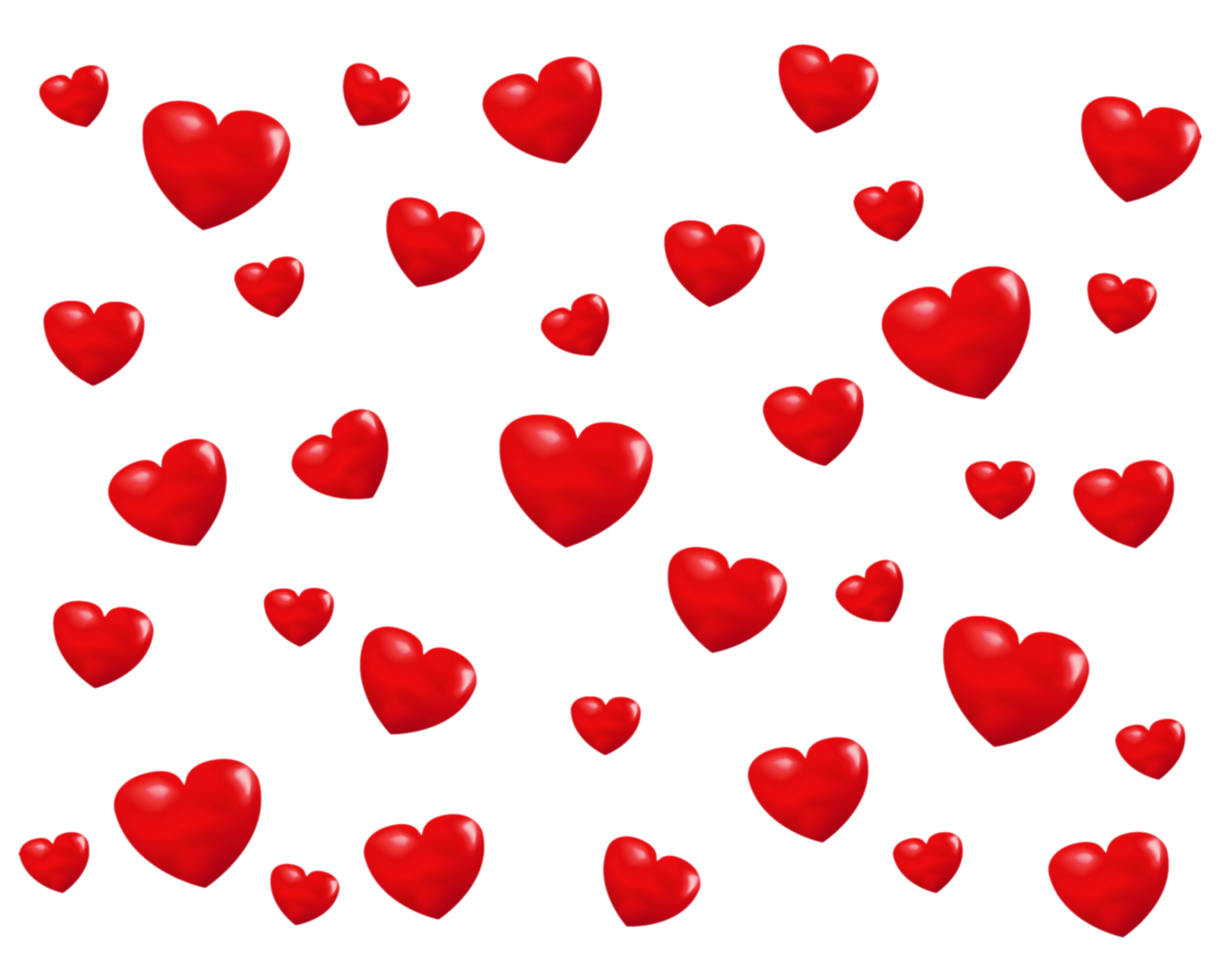 Transparent PNG Background with Hearts - Heart PNG HD Transparent Background