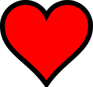 Heart PNG HD Transparent Background - 122740