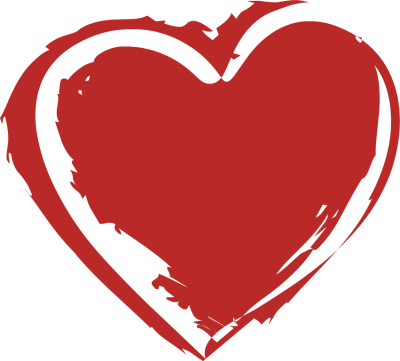 PNG File Name: Red Heart PlusPng.com  - Heart PNG