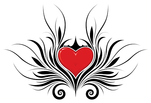 Download Heart Tattoos PNG images transparent gallery. Advertisement - Heart Tattoos PNG
