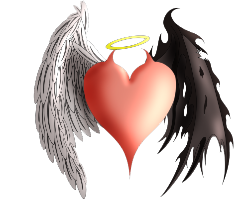 Download PNG image - Heart Tattoos Png Clipart - Heart Tattoos PNG