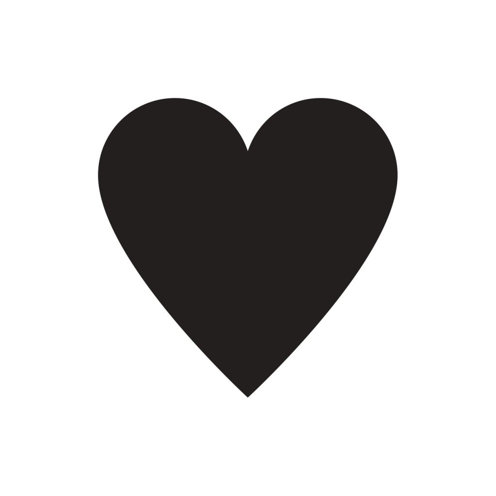 . PlusPng.com Heart Tattoo Transparent 3 Tattoo Stamp Heart 1024x1024.png PlusPng.com  - Heart Tattoos PNG