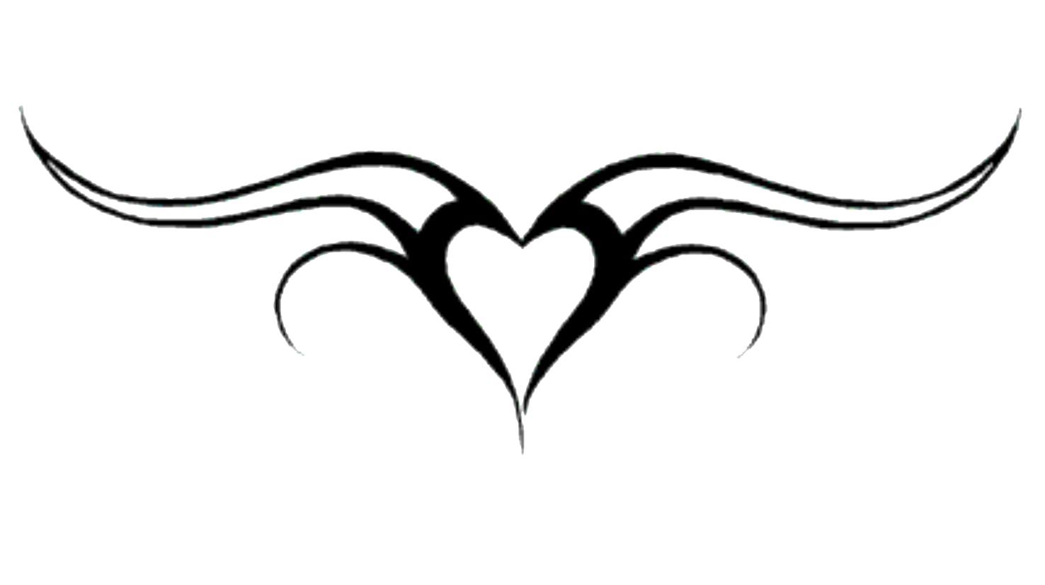 Heart Tattoos PNG Transparent Heart Tattoos.PNG Images