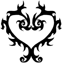 Tattoo - Heart Tattoos PNG