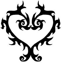 Tattoo - Heart Tattoos PNG