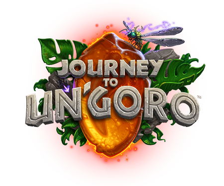 Journey to Unu0027Goro - Hearthstone PNG
