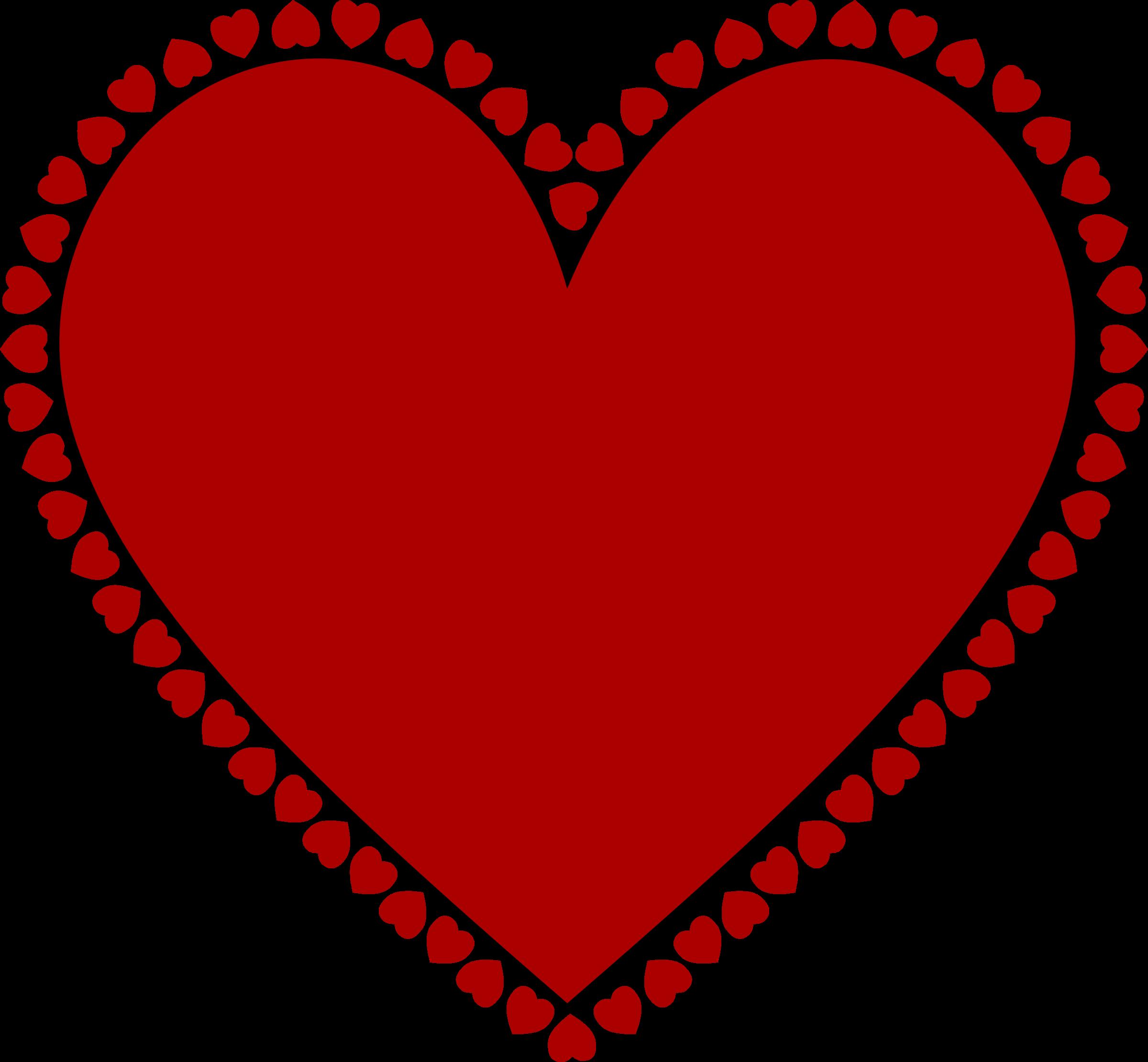 Hearts PNG HD  - 126530