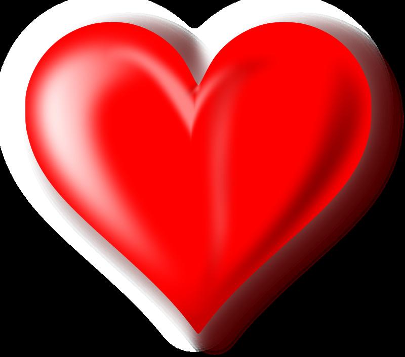 Hearts PNG HD  - 126524