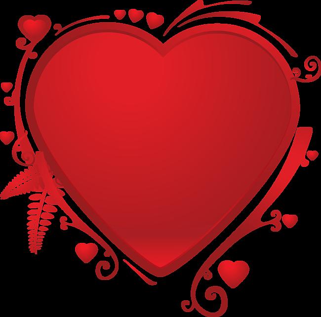 Hearts PNG HD  - 126529