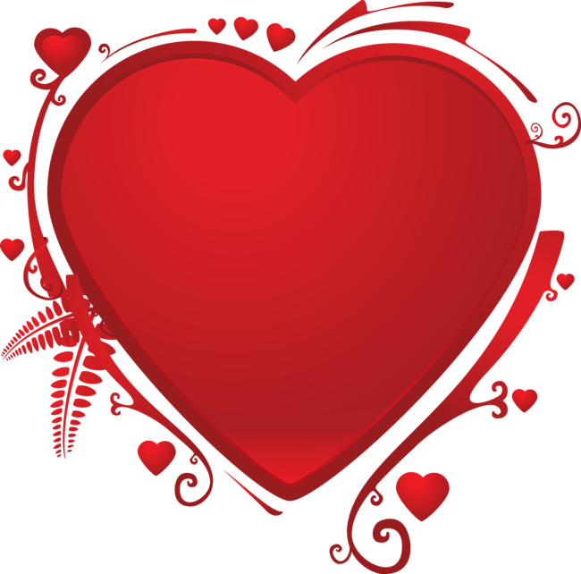 Hearts PNG HD - 138939