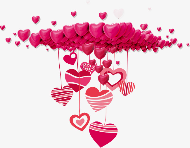 Hearts PNG HD - 138940