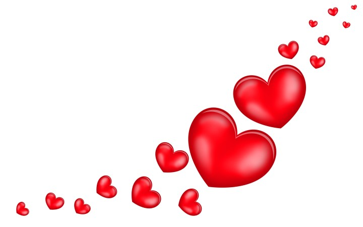 Hearts PNG HD - 138938
