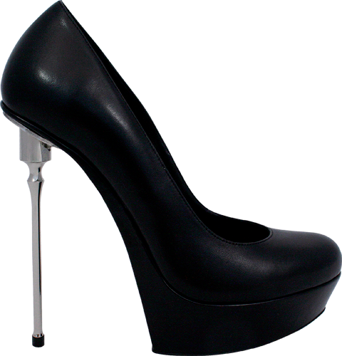 Hereu0027s a little niche it seems that a lot of designers are into right now:  metal heels. It seems that a whole bunch of designers have got at least one  pair PlusPng.com  - Heels PNG