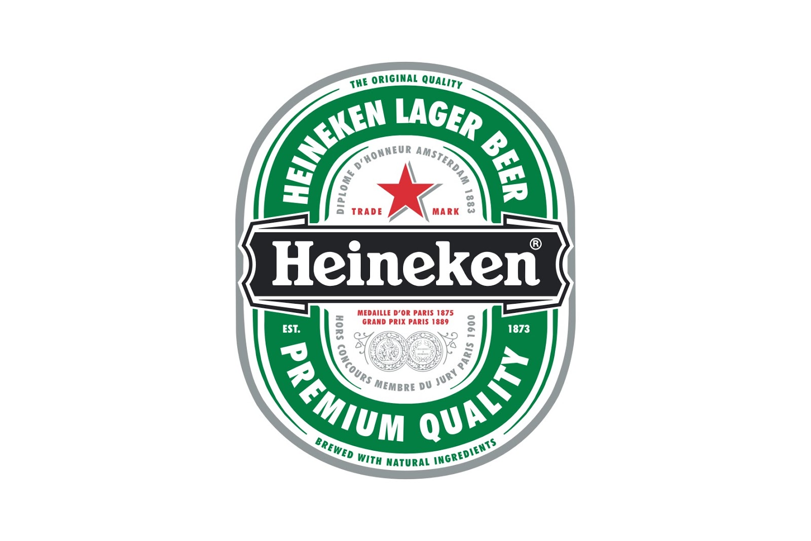 Heineken Logo Vector PNG-PlusPNG.com-1600 - Heineken Logo Vector PNG