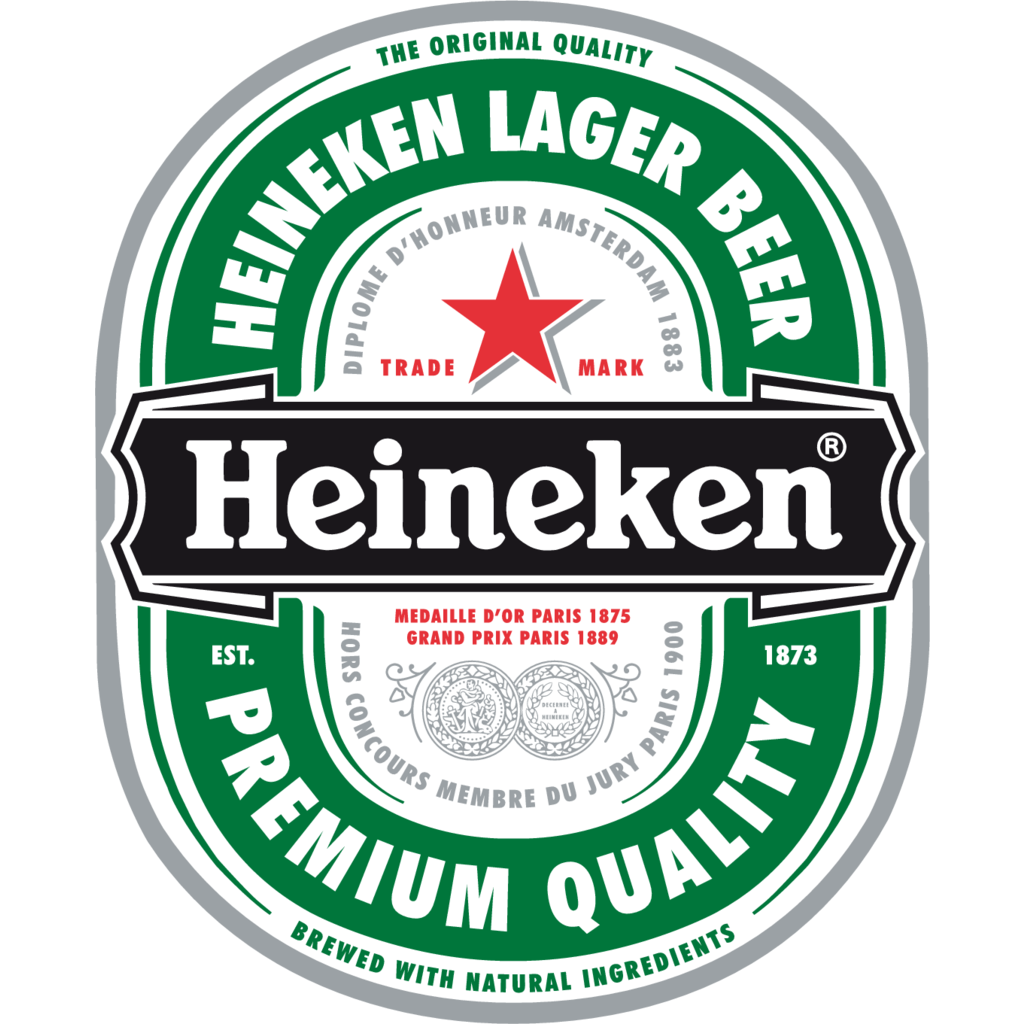 Download PNG · Download EPS PlusPng.com  - Heineken Logo Vector PNG