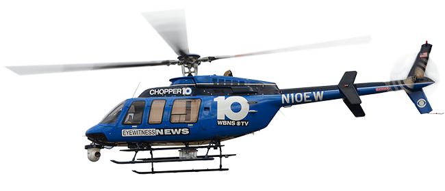 News Gathering - Helicopter HD PNG