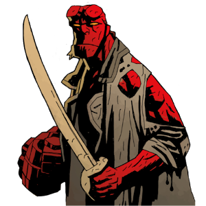 Hellboy PNG - 20921