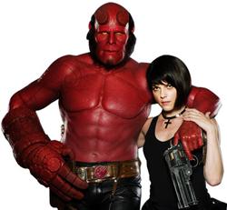 hellboy - Hellboy PNG