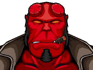 Hellboy PNG - 20924