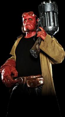 Hellboy.png - Hellboy PNG