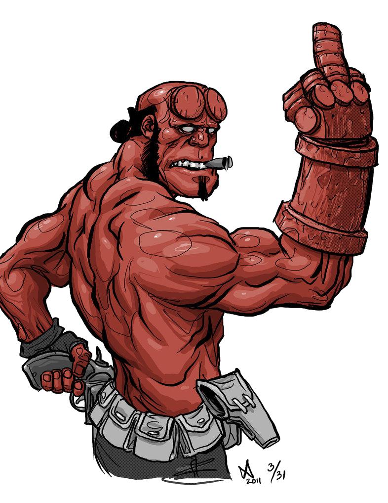 Hellboy PNG - 20926