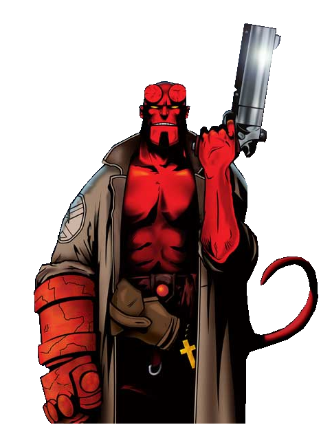 Hellboy PNG - 20915