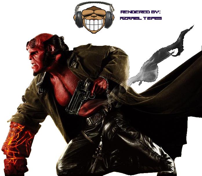 Hellboy PNG - 20916