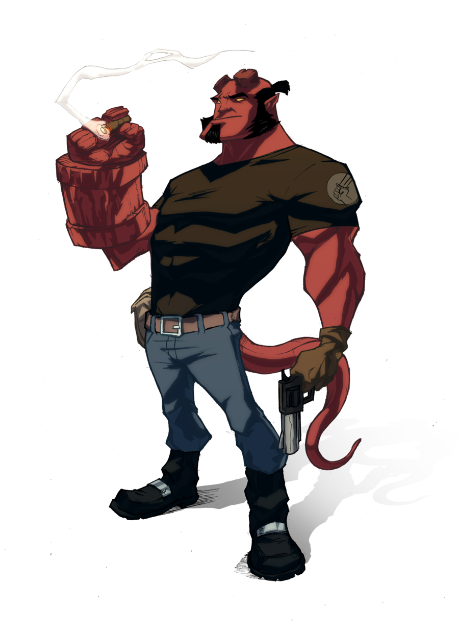 Hellboy PNG Picture - Hellboy PNG