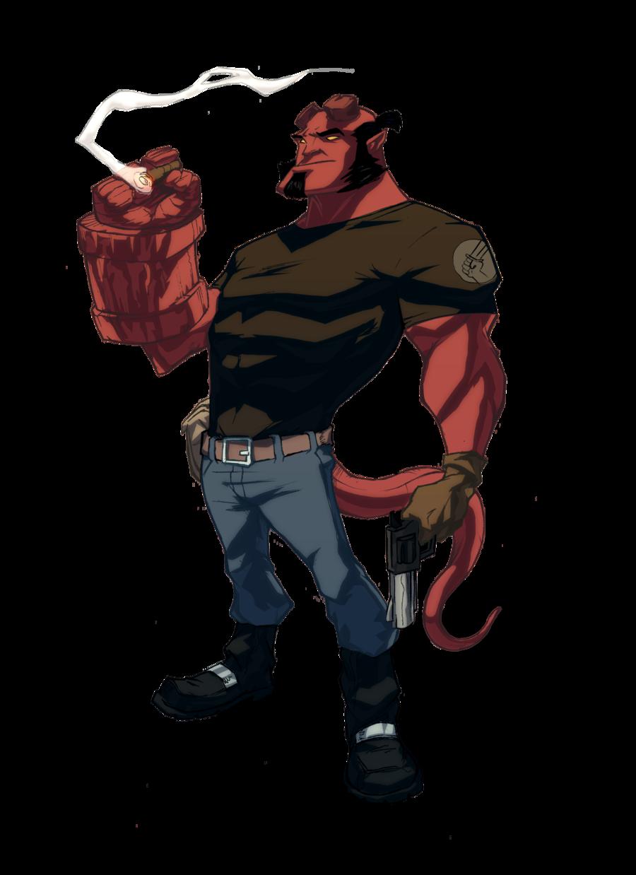 Hellboy PNG - 20918