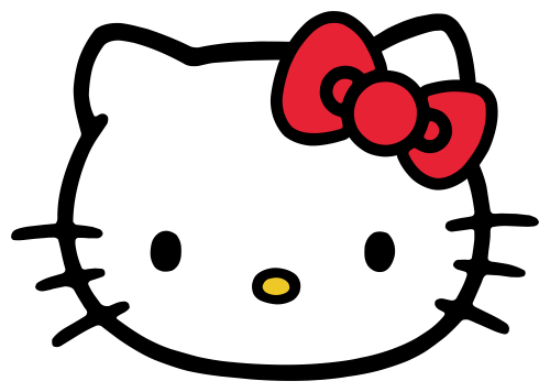 Attachment of Hello Kitty Head ClipArt in PNG File - Hello Kitty PNG HD