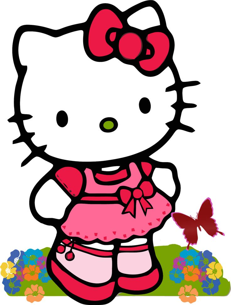 Hello Kitty is not a cat she?s a cute cartoon character! - Hello Kitty PNG HD