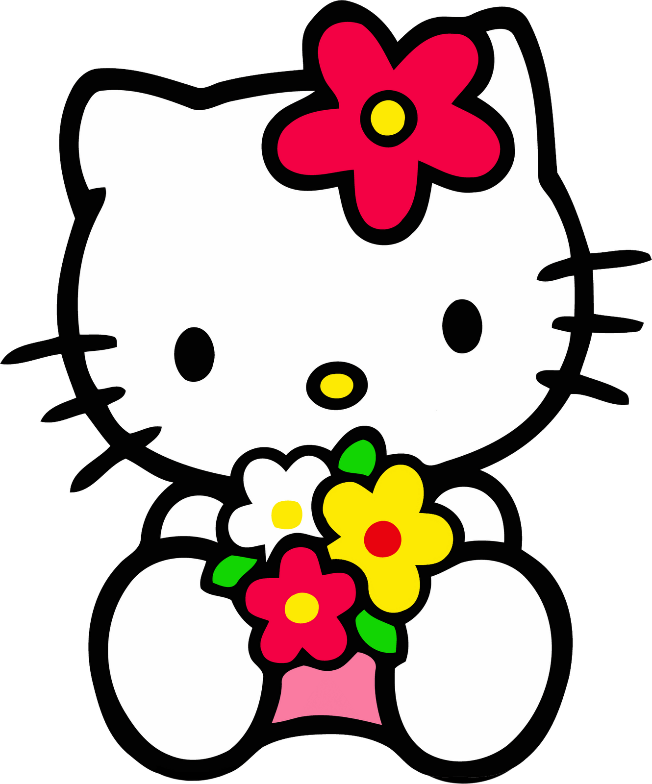 Hello Kitty PNG HD - 122902