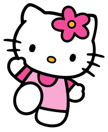 Image - Hello Kitty!.png - Awesome Anime and Manga Wiki - PNG Hello - Hello Kitty PNG HD