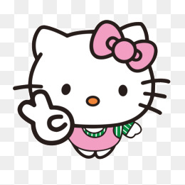 Scissorhands KITTY, Cat, Hello Kitty, Kitty PNG Image - Hello Kitty PNG HD