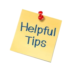 TIPS FOR SUCCESSFUL CLIENT SERVICE - Helpful Tips PNG