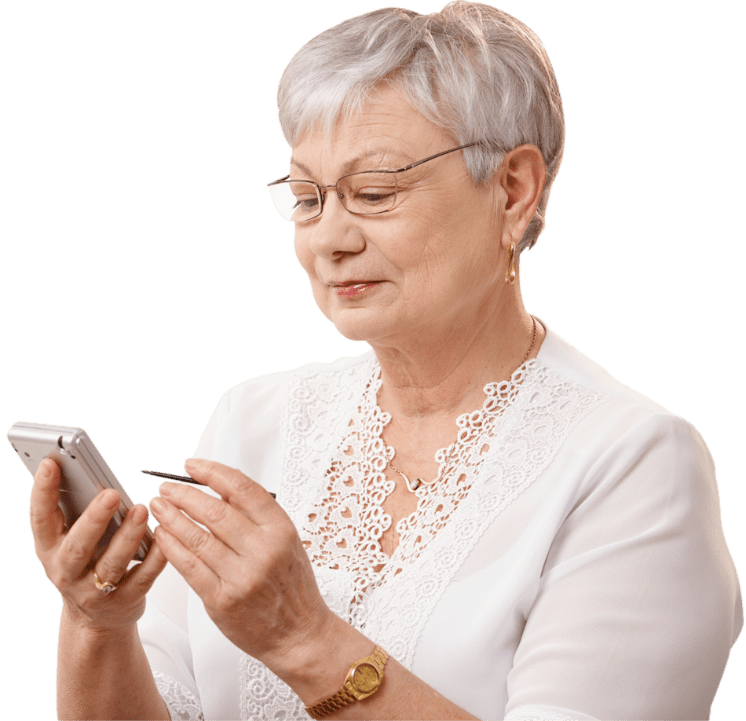 Helping Old Age People PNG - 166753